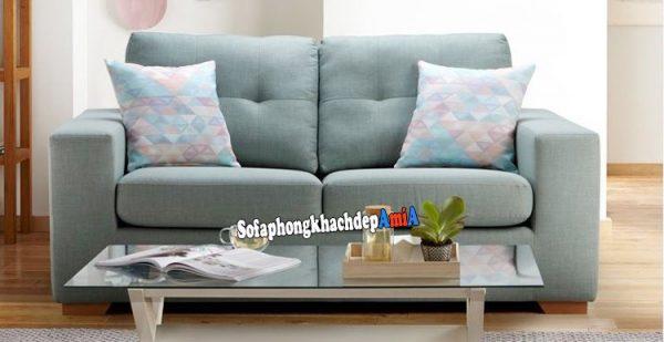 Hình ảnh Sofa cho phòng khách nhỏ tphcm đẹp hiện đại
