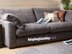 Hình ảnh Sofa văng đẹp kê phòng khách nhỏ tphcm hiện đại