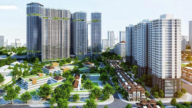 Hình ảnh dự án GoldSeason Nguyên Tuân, Hà Nội