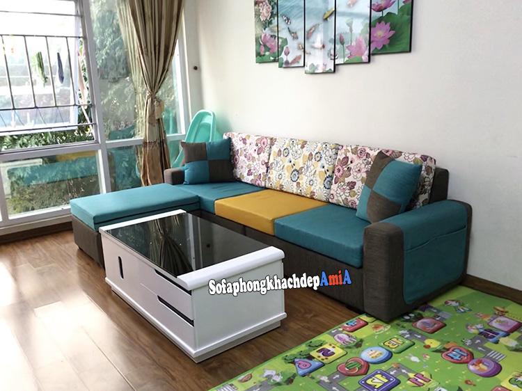 Sofa Phòng Khách Hiện đại Xuất Sắc Với Vẻ đẹp Trẻ Trung