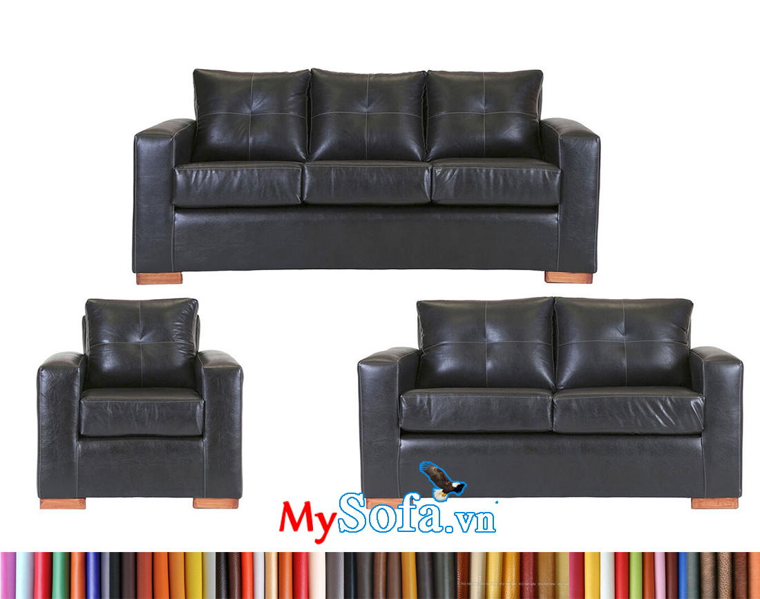 bộ ghế sofa gồm nhiều ghế