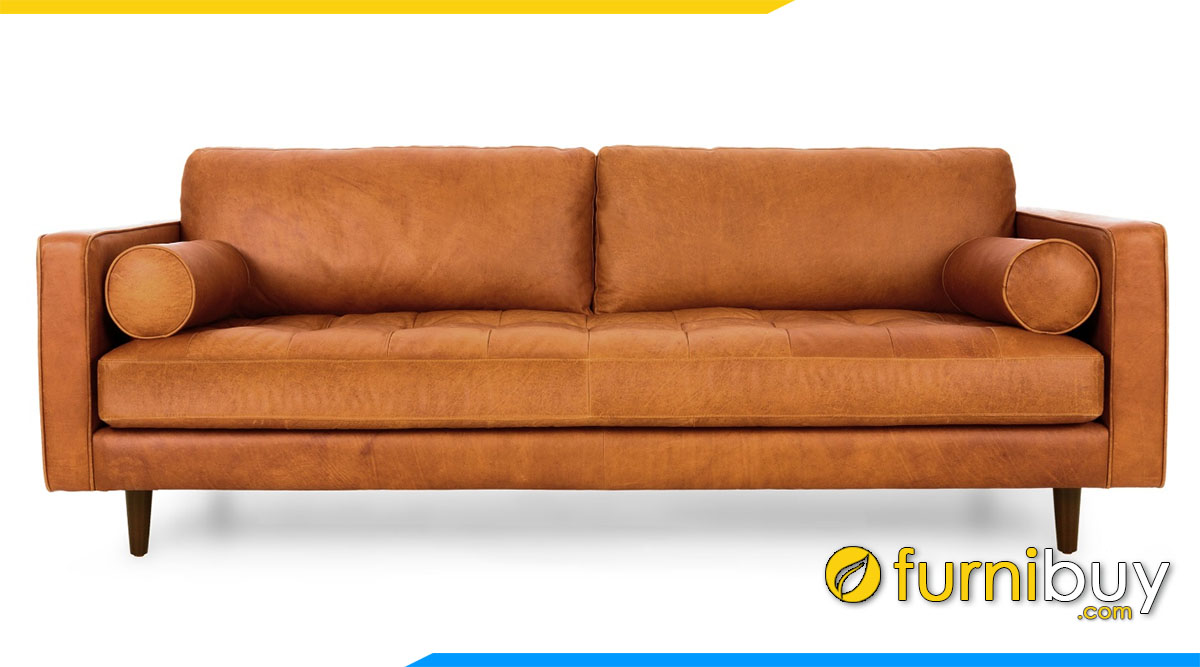 sofa-phong-ngu-dang-vang-nau-sang